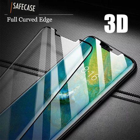5D Стъклен протектор за дисплея за Huawei Mate 20 / Mate 20 Lite / Pro