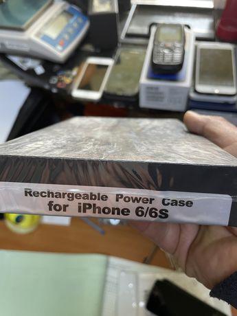Baterie tip husa pentru iphone 6, 6s