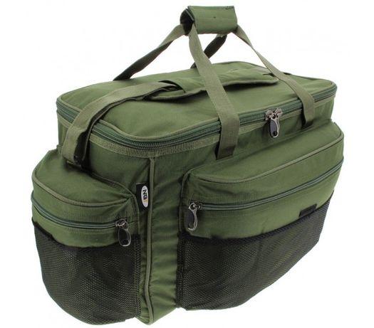 Два размера/Шаранджийски сак NGT Green Carryall (093)