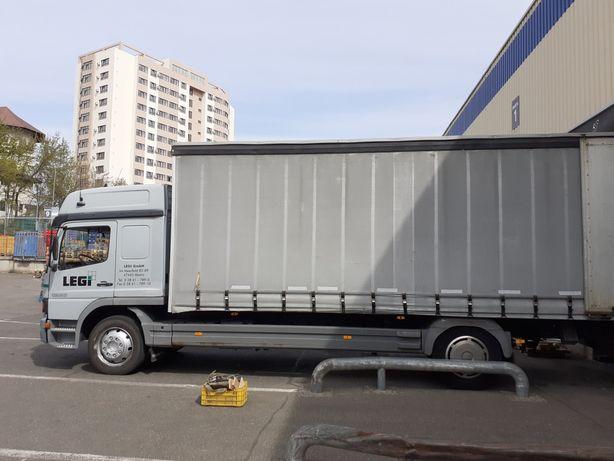 Transport marfa ,mobila, marfa paletata