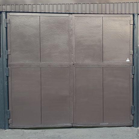 Продам ворота металл