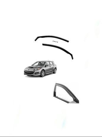 Ветробрани Mazda 3 (2013)- 4/5 врати-  (2бр. в комплект)
