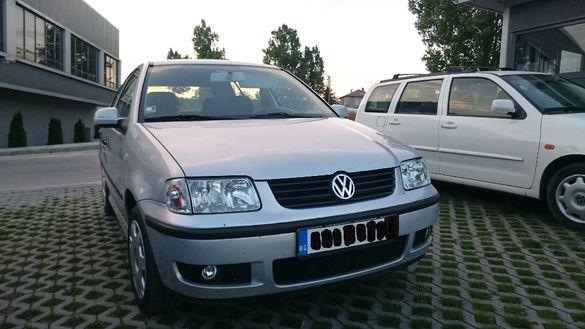 VW Polo 6N2, 1.4 16V, двигател AHW, 2001г