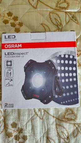 OSRAM акумулаторен работен прожектор 10W
