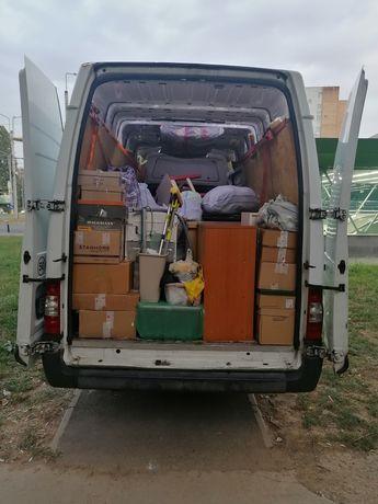 Mutare debarasare transport mobila bagaje frigider  canapea locuinte