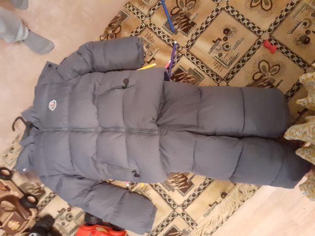 Зимний набор, штаны комбинезон