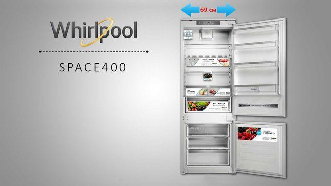 Встраиваемый холодильник Whirlpool SP40 801 EU 194 см высотой на 71 см