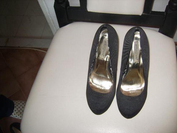 официални обувки с висок ток