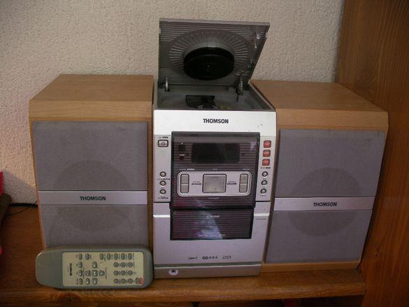 ПРОДАВАМ радио,касетофон,диск