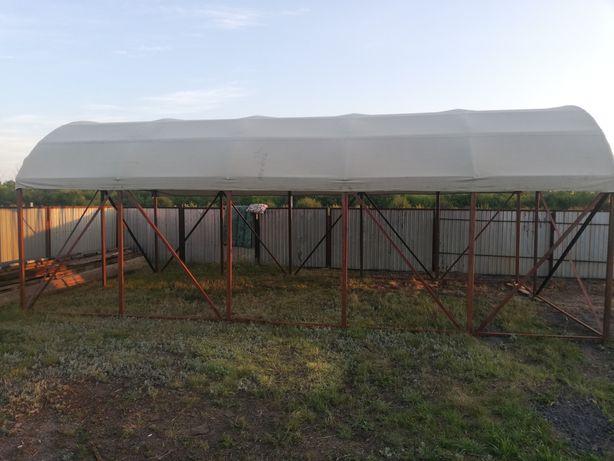 Палатка 7.8м на 4м