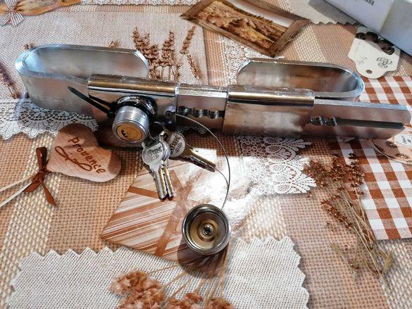 Заключалка, ключалка за ремарке за хладилен камион
