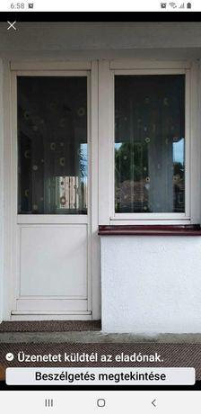Termopan balcon din lemn