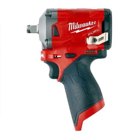 """Milwaukee M12 FIWF12-0 Безчетков гайковерт 1/2"""" 339 Nm"""
