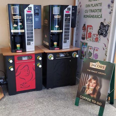 Vând automate cafea Wittenborg ofer garanție 6 luni sau 10.000 porții