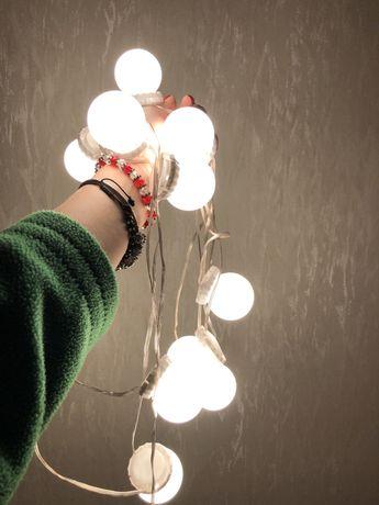 Set 10 becuri  LED pentru oglinda de machiaj