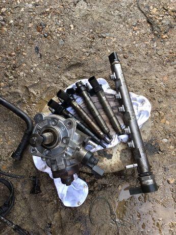 kit injectie injectoare pompa rampa n47 177cp x3 e90 e60 e83