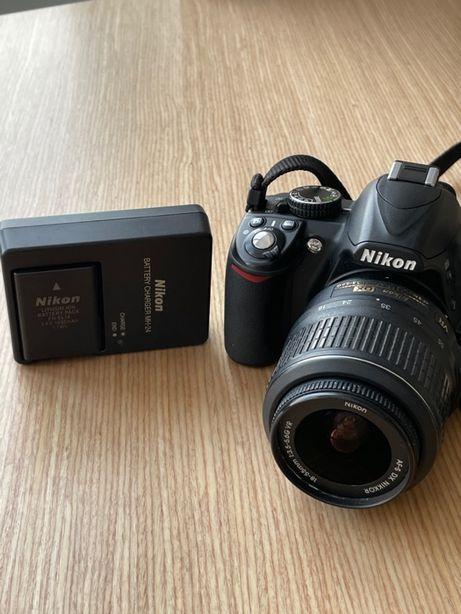 Nikon D3100 - Профессиональный фотоаппарат