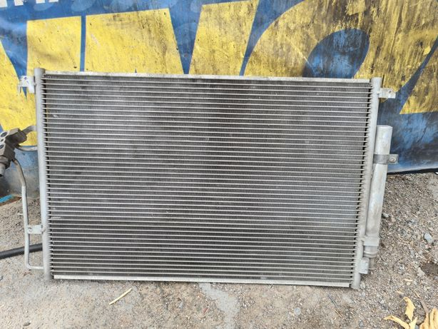 Радиатор кондиционера sprinter w906