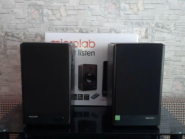 Продам новые,шикарные колонки Microlab Solo 6C!