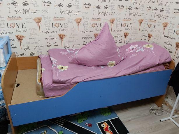 Кровать однаместная