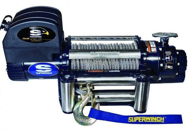 Troliu Superwinch Talon 12,5 12V (5670kg) NOU