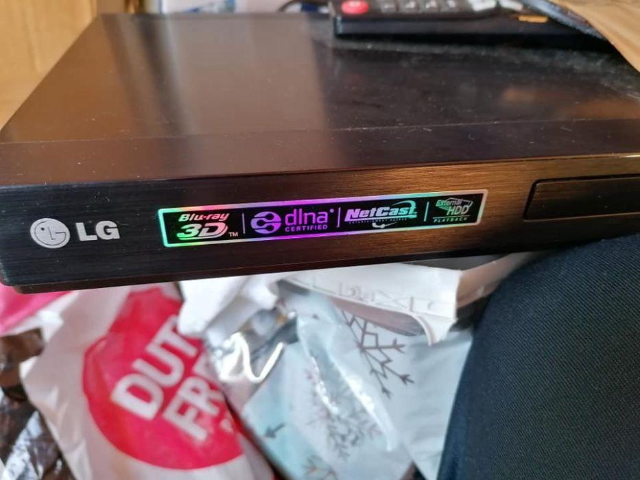 LG Blue Ray DVD 3D