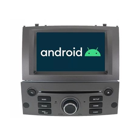 Navigatie Peugeot 407,Android,DSP+garantie+transport+verificare