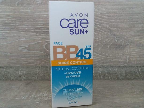 Тональный солнцезащитный крем для лица Avon