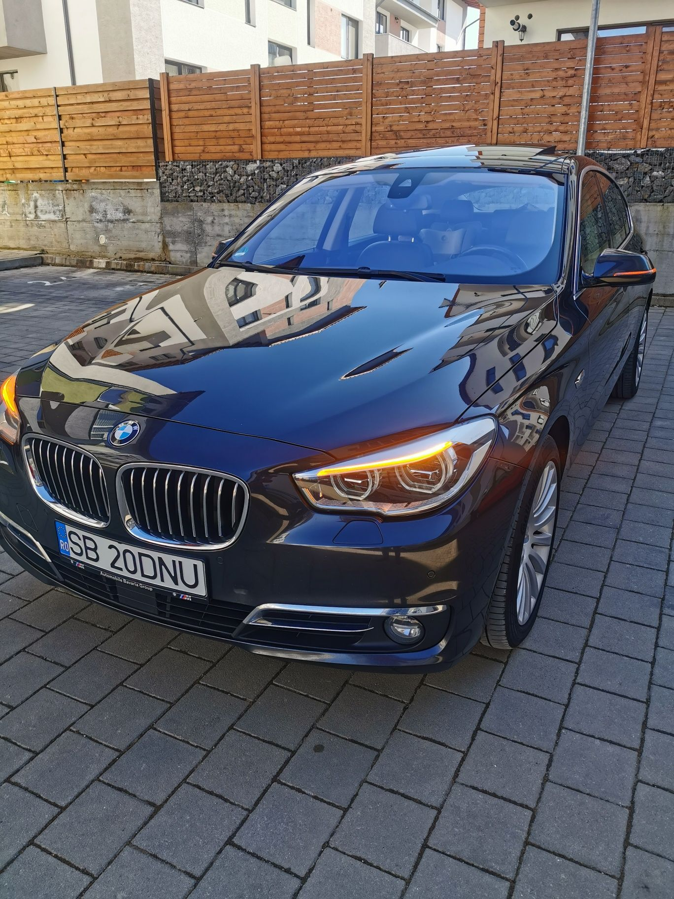 Bmw 530xd GT f07 facelift euro 6 led panoramic