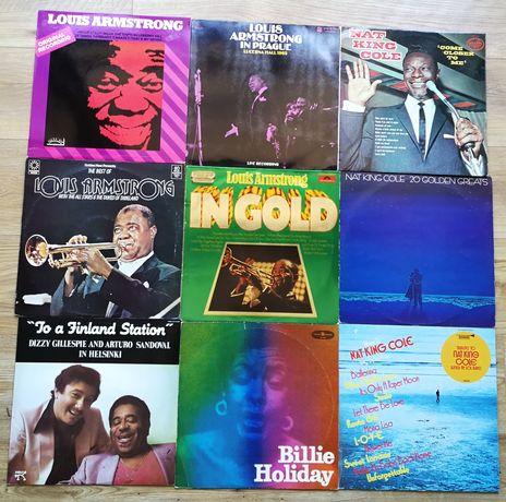 Vinil Louis Armstrong N.K Cole S Becket Count Basie Jazz & Blues vinyl