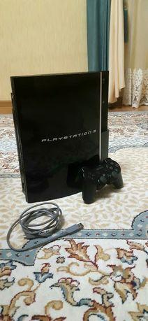 Прошитая PS3 с куча игр!!!
