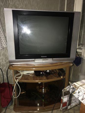 Телевизор подставкасымен робочи состаяине