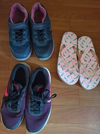 Обувь на девочку 35 р, за все 2500