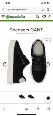 Sneakers GANT mar 37 / Noi