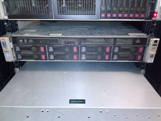Сервер HP DL360 Gen8