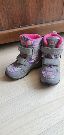 Зимняя обувь Reike
