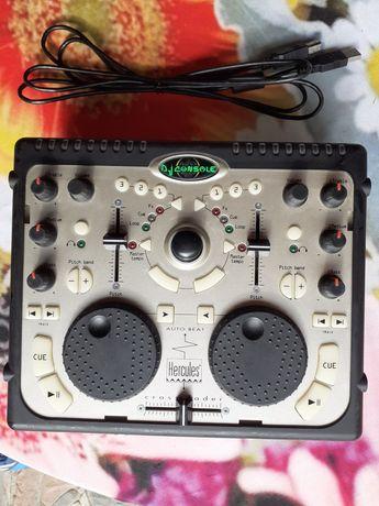Portable multi-channel USB soundcard+ DJ Mix controler
