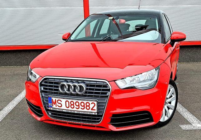Audi A 1, 1.4 TFSI, 122 C. P, 2014, 5 uși, 110000 km,  unicat