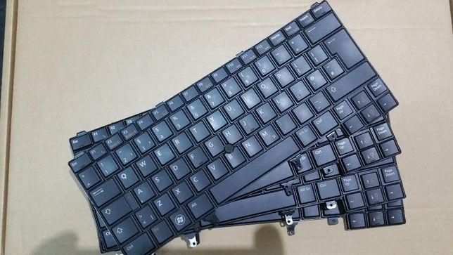 Tastatura dell normale si iluminate pt.e6420,e6220,e5430,ect