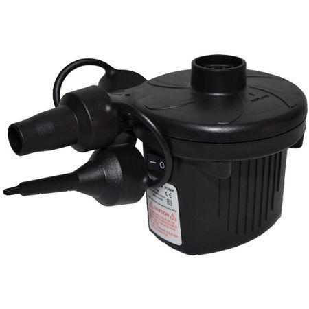 Pompa de aer, electrica, pentru piscine gonflabile Nebunici