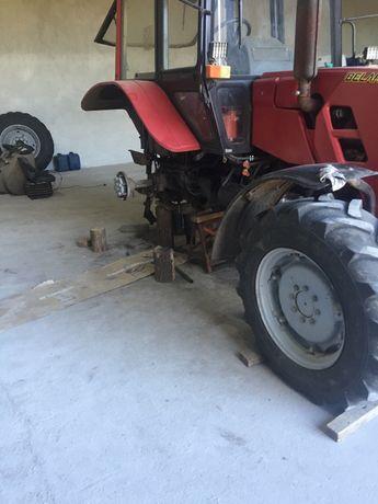 Сервиз и рез. части трактор Беларус