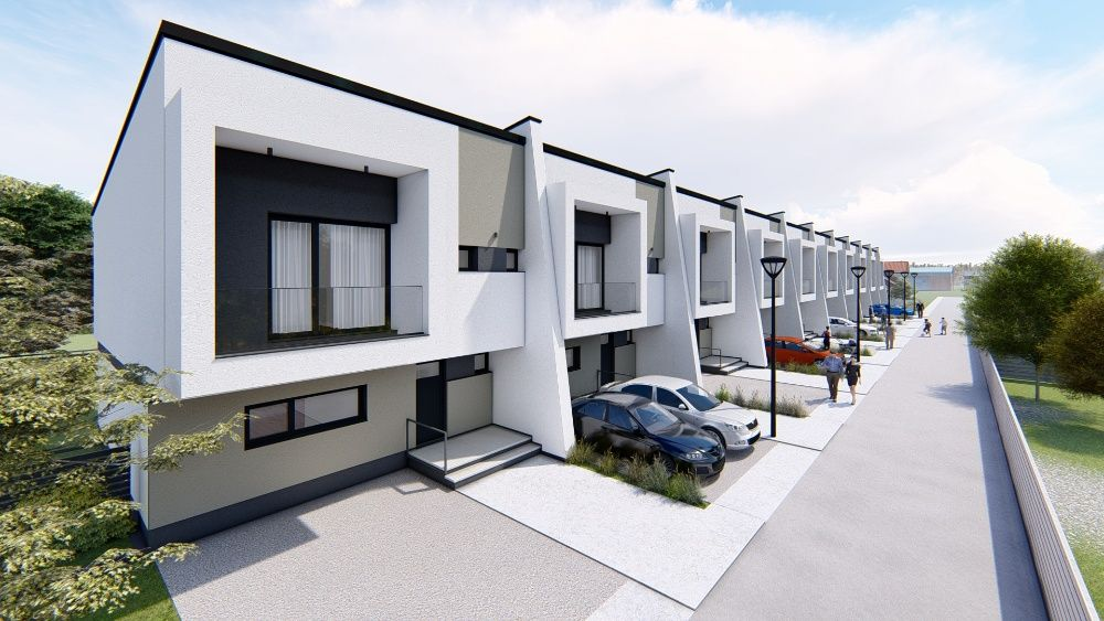 Dakin Residence-Casa Bucuresti Ghencea 4 camere+CURTE- STRADA PRIVATA