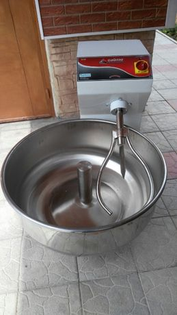 Тестобъркачка, Тестомесачка-50кг брашно-75кг тесто(116литра)