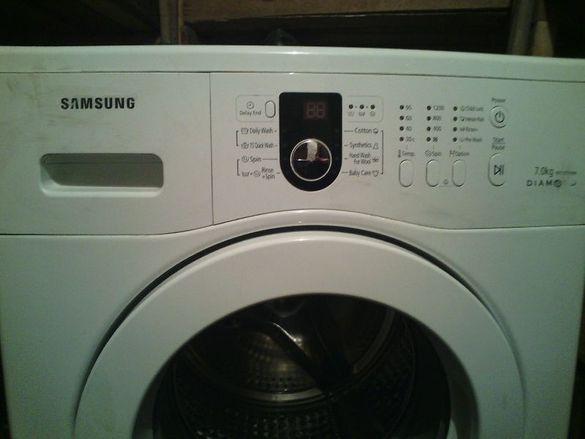 Пералня Samsung и LG на части