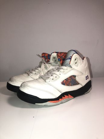 AIR JORDAN Retro 5 'International Flight' - 35