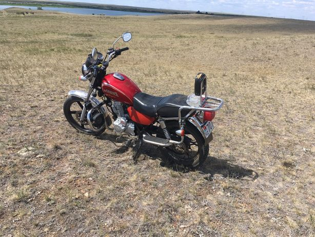 Продам мотоцикл 150 кубов