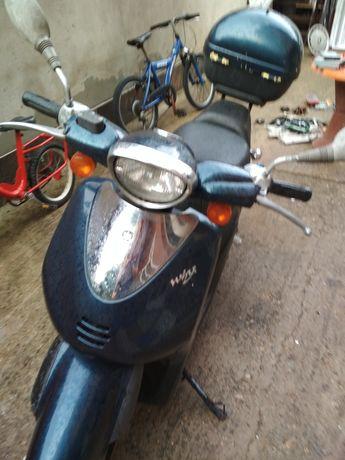 """Мотоциклет """"Yamaha-WHY"""""""
