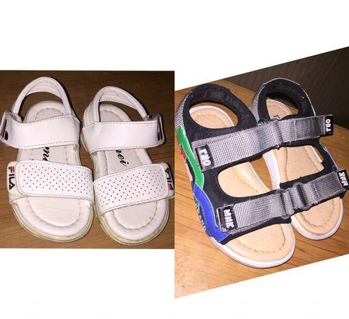 Детская обувь, сандали для мальчиков