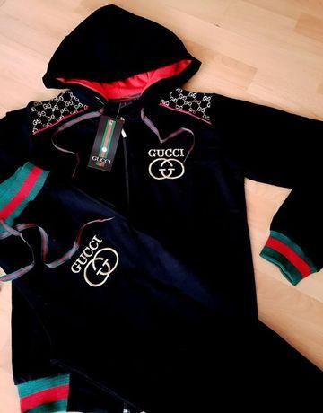 Treninguri Gucci/Italia/model unisex,logo brodat(marimi (M L XL XXL)