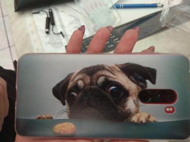 Husa silicon Xiaomi pocophone f1